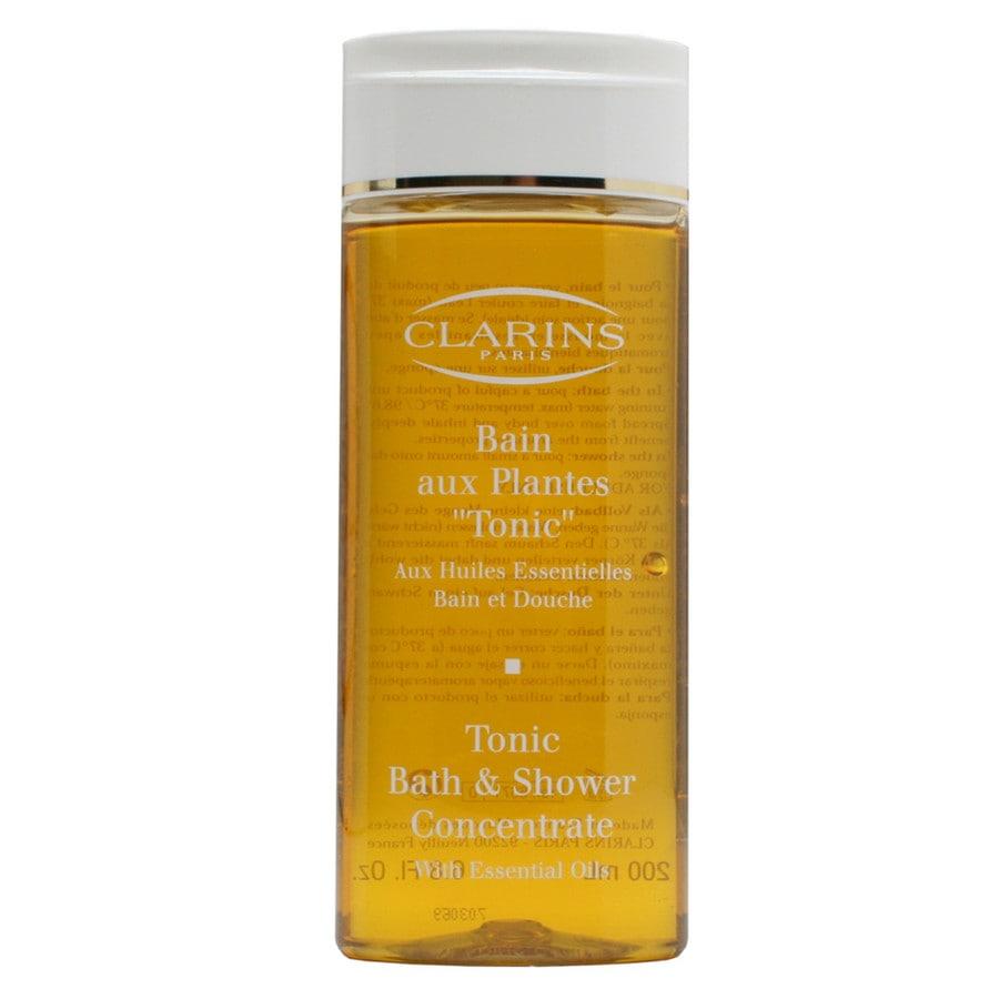Clarins Bain Aux Plantes Quot Tonic Quot Showergel Online Kopen Bij Douglas Nl