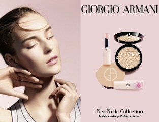 Armani Neo Nude Collection