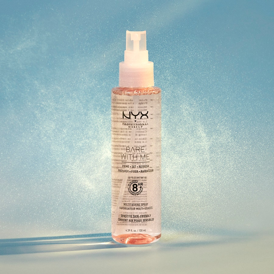 Bare With Me Prime. Set. Refresh. Multitasking Spray by NYX Professional Makeup #17