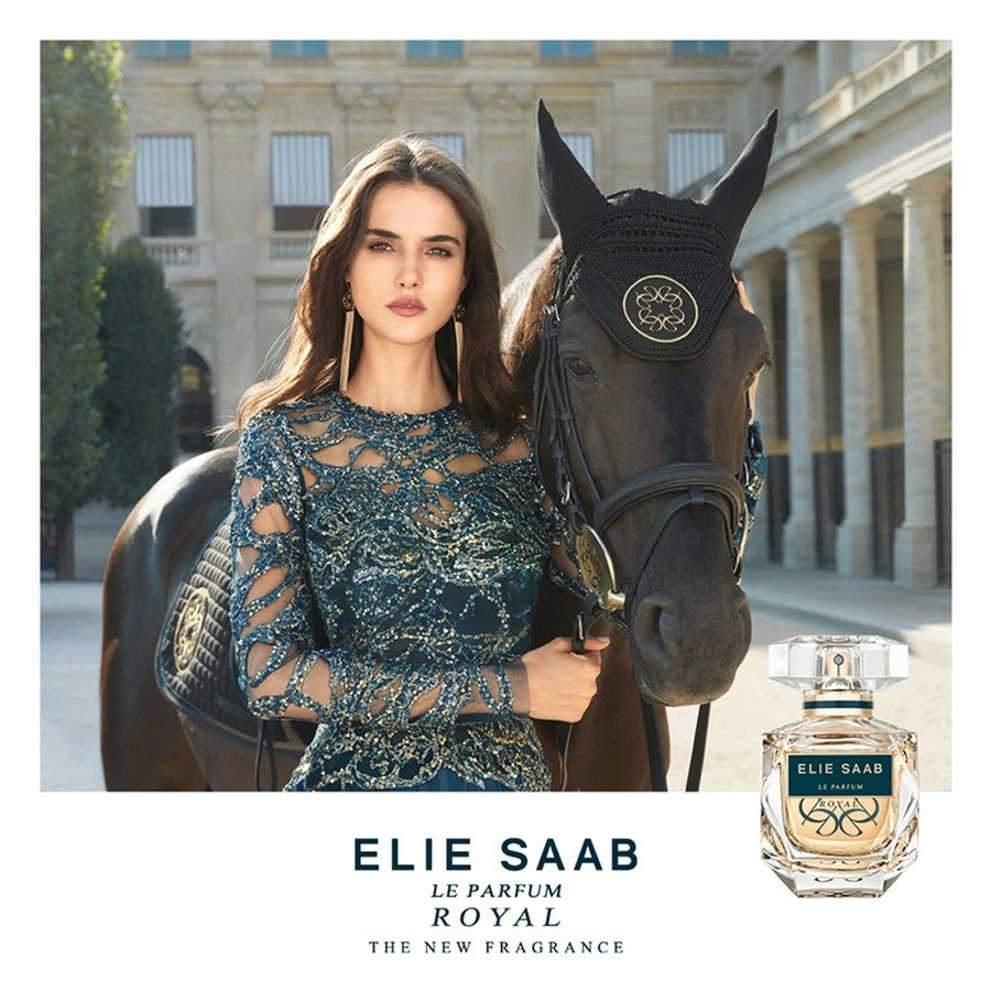 Le Parfum Royal Elie Saab perfume a new fragrance for