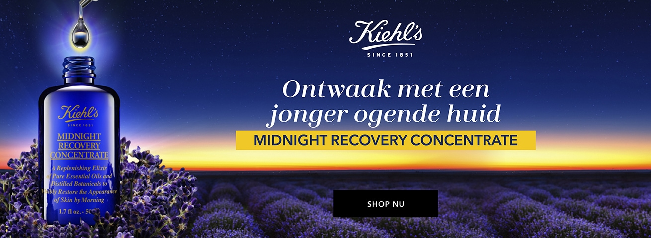 Ontdek: Kiehl's Midnight Recovery Concentrate