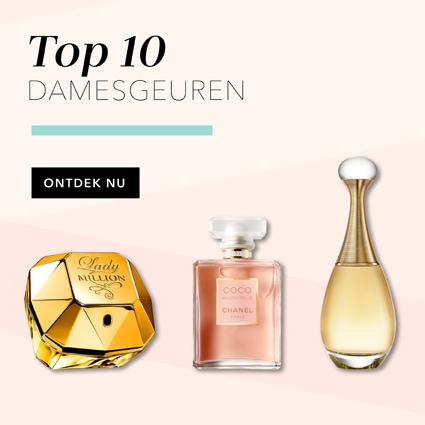 Top 10 damesgeuren